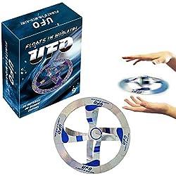 Trifycore 16CM disco flotante platillo volante platillo volante creativo máquina voladora niños juguete mágico