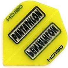 Pentathlon HD150 Flights, 5 Satz = 15 Stück