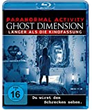 Paranormal Activity - The Ghost Dimension [Blu-ray]
