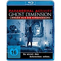 Paranormal Activity - The Ghost Dimension - Extended Version