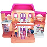 Mattel espa¥a, s.a. - Casa muñecas fisher price