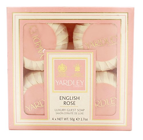Yardley Luxury Soap Collection English Rose