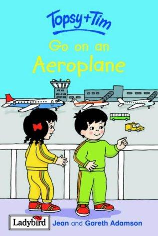 Topsy + Tim go on an aeroplane