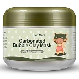 Moresave 100g Carbonated Bubble Clay Maske Whitening Sauerstoff Schlamm Feuchtigkeitsspendend Tief reinigen