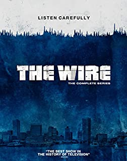 The Wire - Complete Season 1-5 [Blu-ray] [Region Free] (B00TFANQYS) | Amazon Products