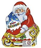 Kinder Cioccolato Babbo Natale fatto di cioccolato con Sorpresa - 75g [confezione da 12]