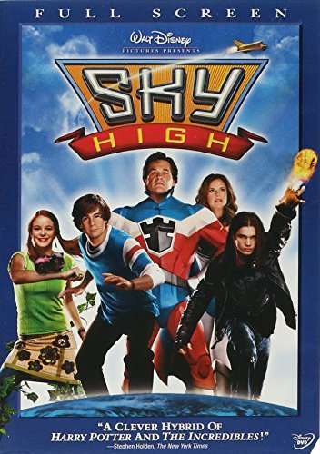 Sky High (Full Screen Edition) by Kurt Russell