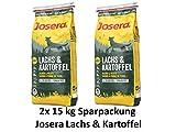 2 x 15 kg Josera Lachs & Kartoffel