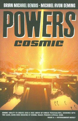 Powers: Cosmic (Volume 10)