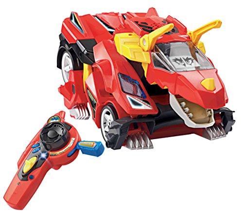 Preisvergleich Produktbild VTech 80-154804 - Switch and Go Dinos - RC Triceratops