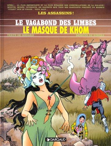 Le Vagabond des Limbes, tome 11 : Le Masque de Khom
