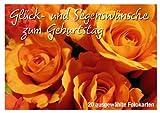Glück- und Segenswünsche zum Geburtstag - Drutmar Cremer, Reinhard Engeln