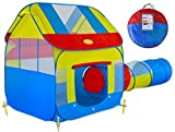 Big Childrens Playhouse With Tunnel For ...