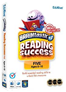 BRAINTastic Version 2 Reading Success Five