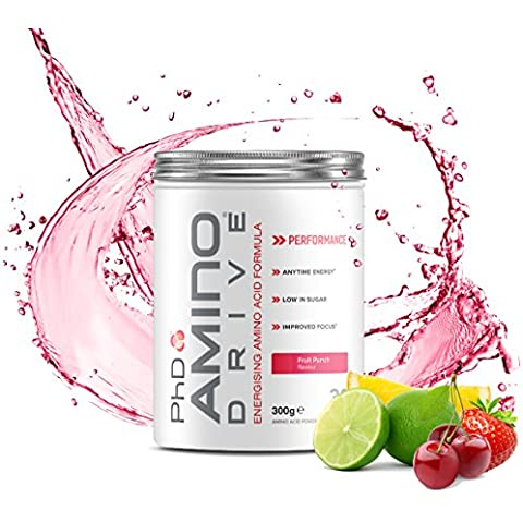 PhD Nutrition Amino Drive 300g NUOVO (Punch