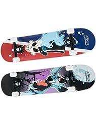 Hudora Skill ABEC 7 Skateboard