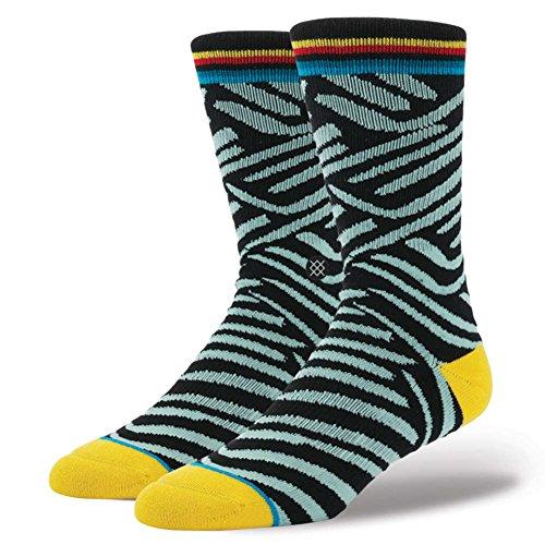 Stance Socks - Stance Millhouse Socks - Blue (Terry Socken Cuff)