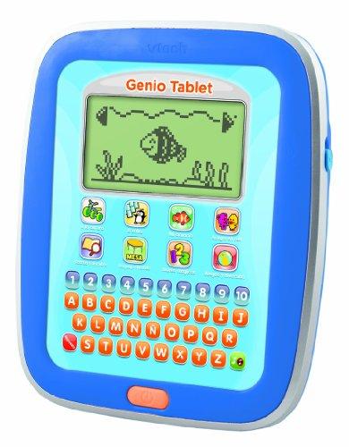 VTech Juguetes educativos - Genio Tablet, color azul (80-126522)