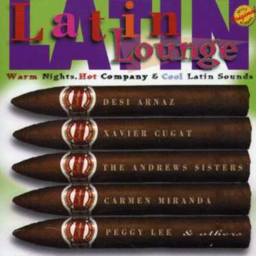 Latin Lounge:Cool Latin Sounds -