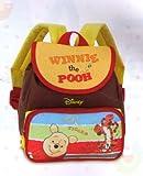 Disney Winnie l'Ourson / 20178-1200 Sac à dos Enfant Marron foncé 21 x 24 x 12 cm