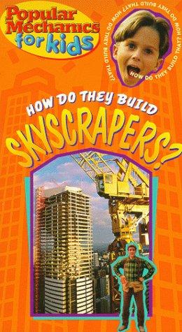 Preisvergleich Produktbild How Do They Build Skyscrapers [VHS]