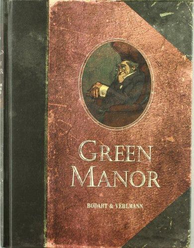 Green Manor (Aventurate) por Fabien Vehlmann