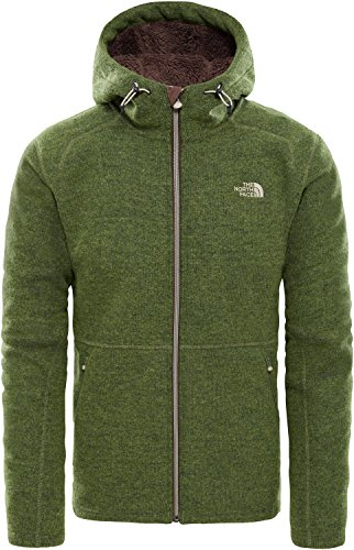 The North Face Zermatt – Chaqueta Hombre – Verde 2018