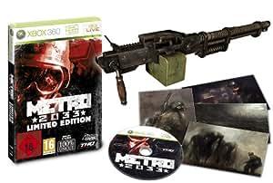 Metro 2033 - Special Edition (uncut), exklusiv bei Amazon [import allemand]