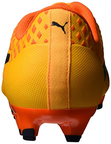 Puma Herren Evopower Vigor 3 Fg Fußballschuhe Orange (Ultra Yellow-Peacoat-Orange Clown Fish 04)