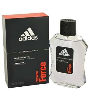 adidas Team Force Eau De Toilette Spray for Men, 100ml