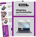 dipos I 2X Schutzfolie klar passend für Huawei MateBook E Folie Bildschirmschutzfolie