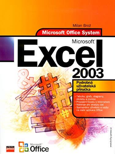 Microsoft Office Excel 2003: Podrobná uživatelská příručka (2004) (Microsoft Office Excel 2003)