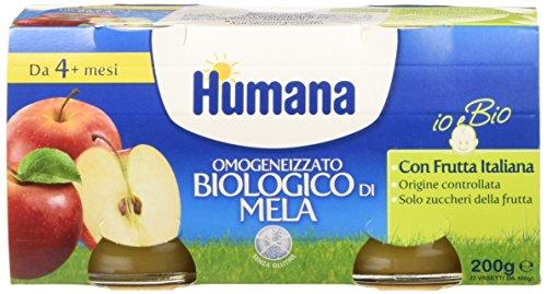 humana-omogeneizzato-mela-bio-12-vasetti-da-100-gr