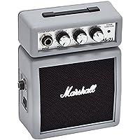 Marshall MS-2SJ silber | Mini-Amp | Microbe | Gitarren-Verstärker | NEU