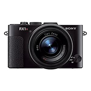 Sony DSCRX1R Professional Digital Compact Camera with 35 mm Full Frame Sensor - Black