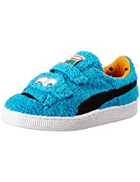 Puma Unisex Basket Ses Str Statement CM First Walking Shoes