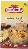 Instant Butterfly Custard Mix, Pista, 100g