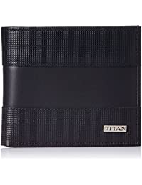 Titan Black Men's Wallet (TW107L)