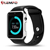 LEMFO IW08 Smart Watch Cell Phone Fitnes...