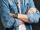 DETOMASO Herren-Armbanduhr Man Machineer Analog Automatik DT-ML102-C - 15