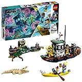 LEGO Hidden Side 70419 - Il peschereccio naufragato, Set di Costruzione Fantasma (310 Pezzo)