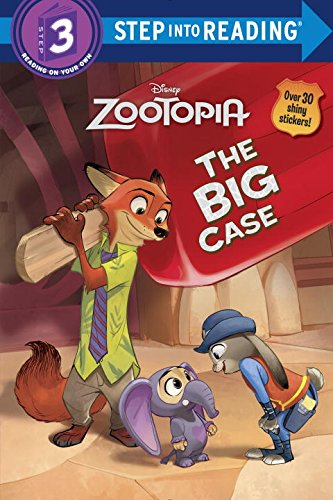 Zootopia the Big Case (Step Into Reading: A Step 3 Book)