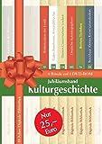 Produkt-Bild: Jubiläumsband Kulturgeschichte, 1 DVD-ROM 6 Bände auf 1 DVD-ROM. Für Windows 98/ME/NT/2000/XP/Vista oder MacOS ab 10.3