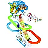 #8: Funny Penguin Race Toy for Kids - Multicolor