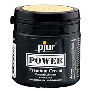 Schmierstoff anal relaxant Pjur power Creme 150 ml premiumLubrifiant Personal