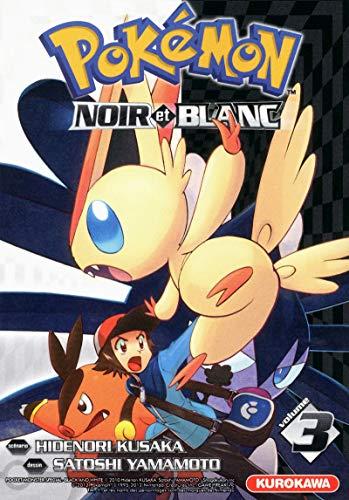 Pokemon Noir et Blanc Vol.3 par KUSAKA Hidenori