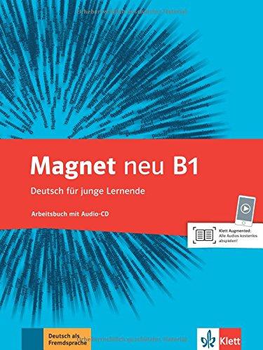 Magnet neu b1, libro de ejercicios + cd por Franz Specht