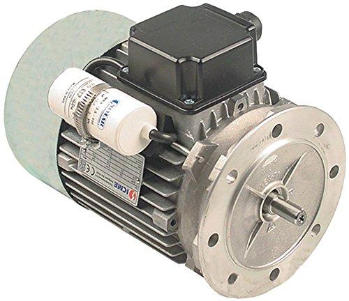 ICME M71BL4 Motor für Teigknetmaschine Fimar IM7S, IM20L 230V 0,37kW 1400U/min 50Hz Welle ø 11mm 1 -phasig Höhe 180mm