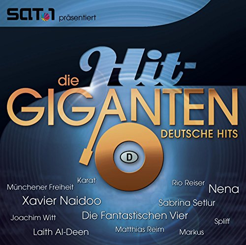 Die Hit Giganten – Deutsche Hits