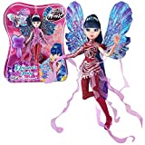 World of Winx - Dreamix Fairy Puppe - Fee Musa magisches Gewand